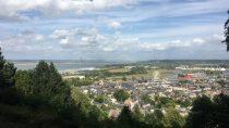Mont Joli, Équemauville (vue sur Honfleur) | 49°25' N, 0°13' E | MMXIX, août © S.M.I. Olivier