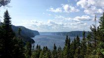 Anse de Tabatière, fjord du Saguenay | 48°16' N, 70°12' W | MMXIX, juillet © S.M.I. Olivier