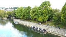 River Avon, Bath | 51°38' N, 02°36' W | MMVII, septembre © HRH Grand Duchess Julianna of Ruritania