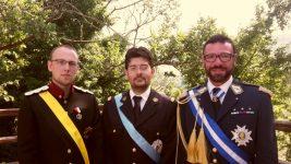 Le Grand-Duc de Flandrensis, le Prince d'Aigues-Mortes et l'Empereur d'Angyalistan