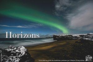 Horizons, le livre : projet
