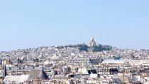 Paris (vue du Centre Georges-Pompidou) | 48°51' N, 02°21' E | MMXIII, juillet © S.M.I. Olivier