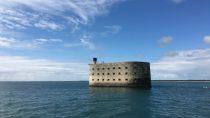 Fort Boyard | 45°60' N, 1°13' W | MMXXI, août © S.M.I. Olivier