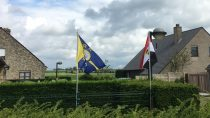 Ambassade de Flandrensis en Belgique, Langemark-Poelkapelle | 50°53′ N, 5°56′ E | MMXXI, août © S.M.I. Olivier