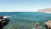 Παραλία Μιλάτου | 35°18' N, 25°33' E | MMXIV, août © <Lionel F.