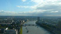 River Thames, London | 51°30' N, 00°05' E | MMVII, septembre © HRH Grand Duchess Julianna of Ruritania
